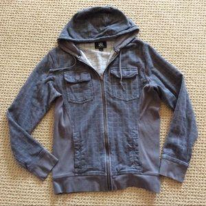 Men's Rock & Republic Full Zip Hoodie Jacket